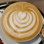 Latte Art · Cappuccino · Das Herz · Café Heiligensee