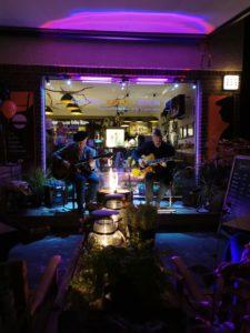 Gitarresque in Konzert - 3 Jahre SAMPOR-KAFFEE-BERLIN
