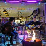 Gitarresque auf der SAMPOR-KAFFEE-BERLIN - 100 Jahre Groß-Berlin