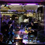 Gitarresque auf der SAMPOR-KAFFEE-BERLIN - Gitarren-Dou