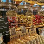 Süßkram, Schokolade von Caffarel, Blanxart ....
